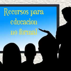Recursos para educacion no formal